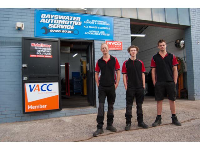 Car Mechanic in Ferntree Gully - Bayswater Automotive Service - 3
