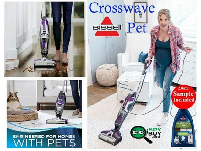 Make Your Carpets Shine with Bissell Powerwash - 1