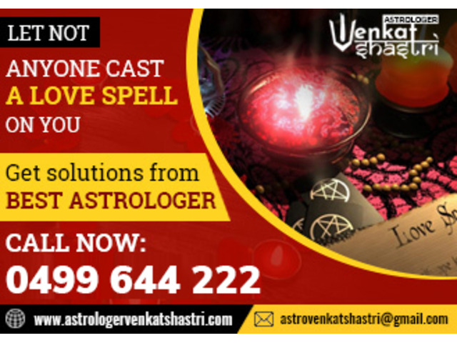 Find the Best Astrologer in Adelaide - 1