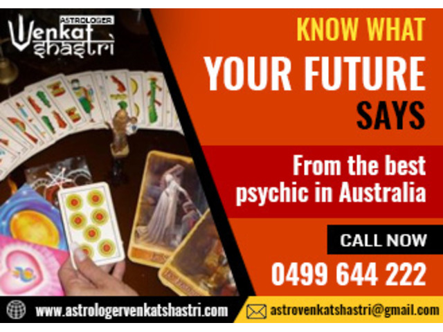 Find the Best Astrologer in Adelaide - 2