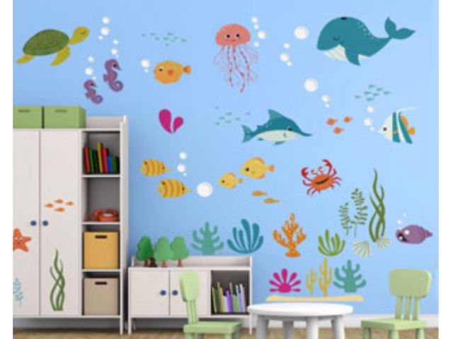 Get the perfect wall-art stickers at the most affordable prices - 1