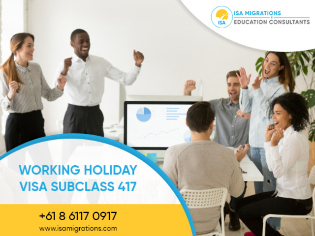 Informative Guide About The Subclass 417 Visa - 1
