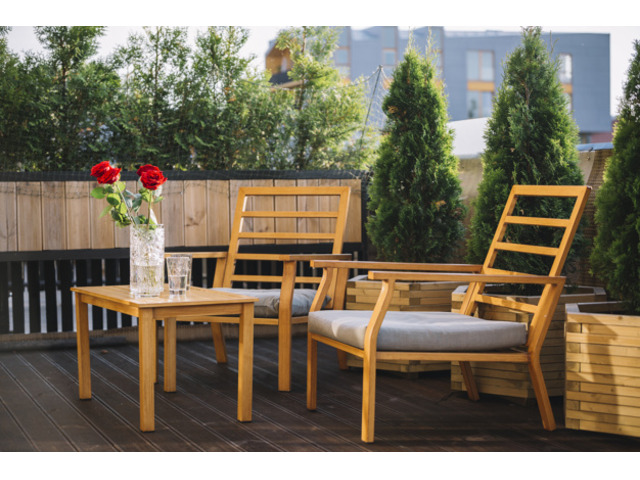 Want to spruce up your outdoor furniture? - 1