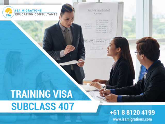 Get Your Visa Subclass 407 With Migration Agent Adelaide - 1