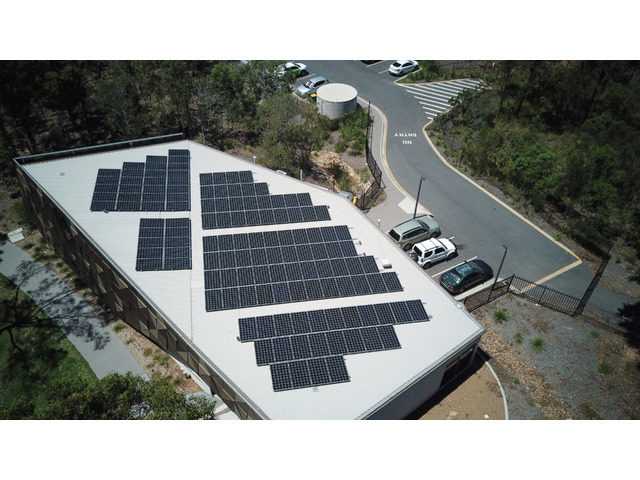 For Commercial Solar Installation & Services In Brisbane Contact Us - 1