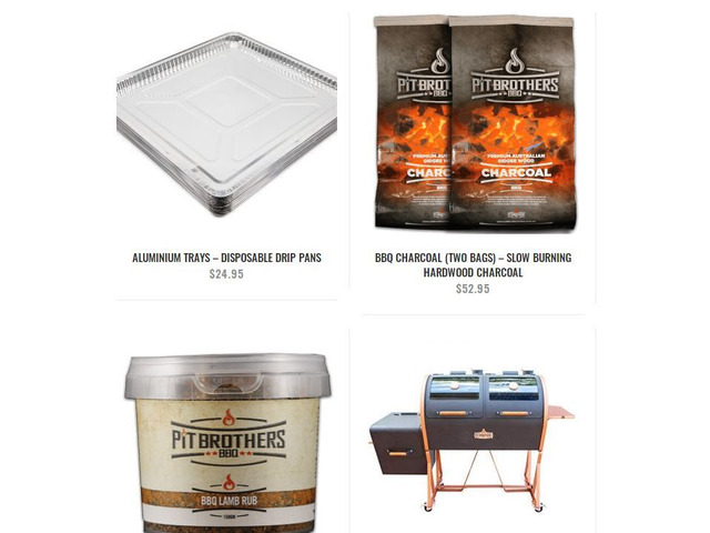 Buy BBQ Products | Buy BBQ Charcoal | Premium BBQ Products - 1