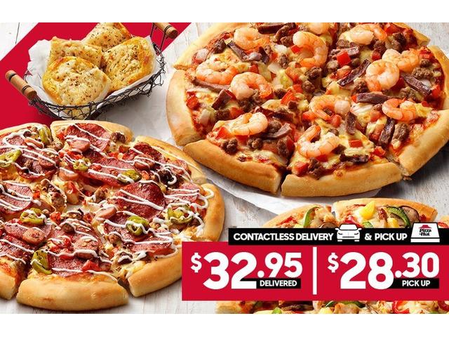 Large Pizza On Sale Pizza Hut Orange - Orange, NSW - 1
