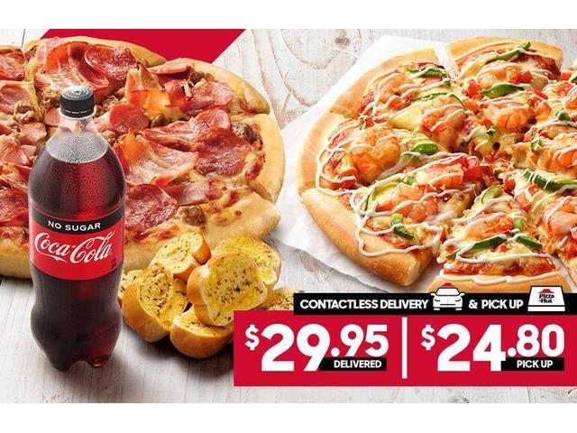 Pizza On Sale Pizza Hut Orange - Orange, NSW - 1