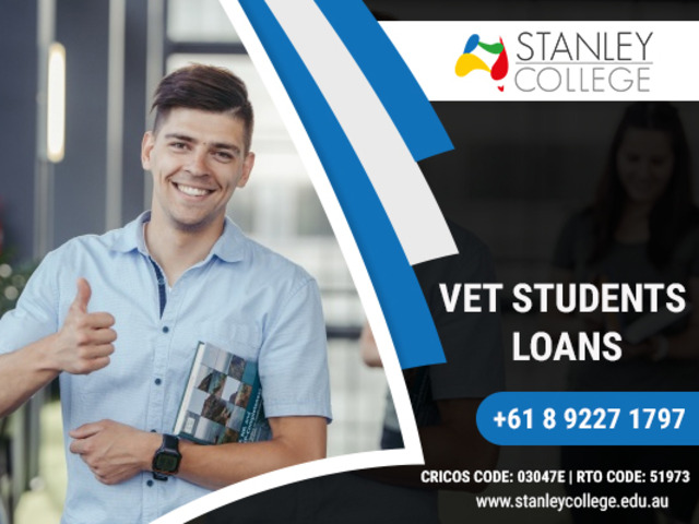 Want to pay your Educational fees? Apply for the VET Student Loans - 1