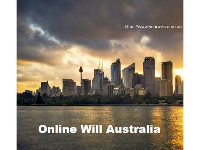 Online Will in Australia - 1