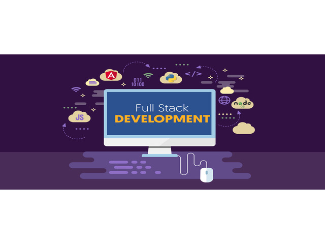 Hire Australia's Best Full Stack Web Development Services - 1