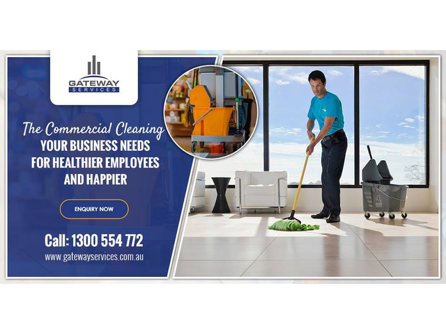Looking for commercial cleaning services in Sydney? - 1
