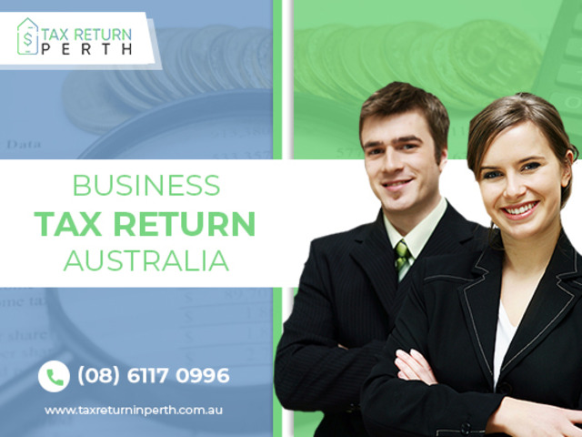 Business Tax Return Made Easy - 1