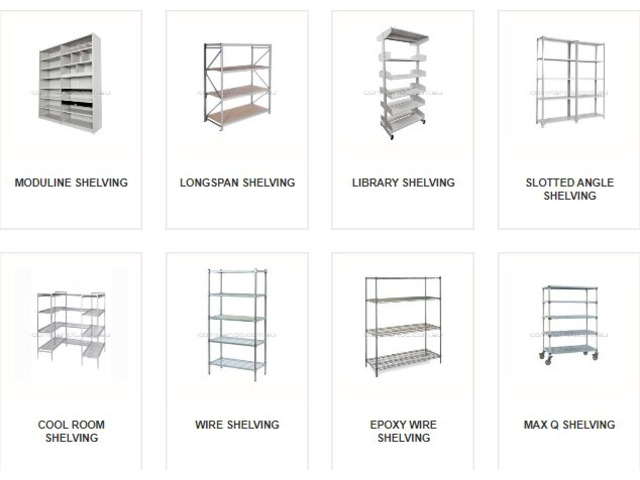 Buy the Best Quality Shelving system in Autralia - 1