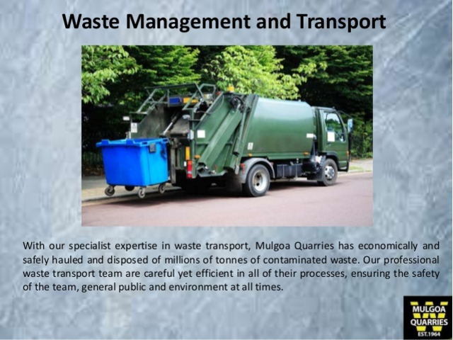 Safe and Efficient-Waste Transport Services Sydney - 1