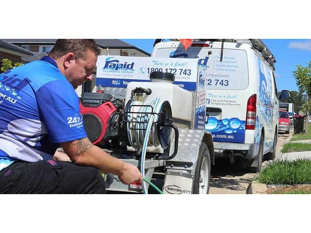 Rapid Plumbing - Expert Plumber Penrith - 2