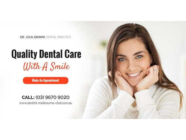 Are you new in East Melbourne and looking for a good dentist? - 3