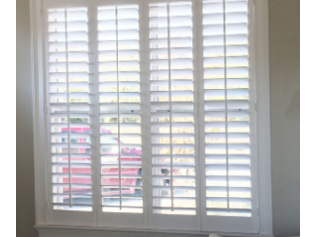 Would You Like To Decorate Your Room By The Poly Shutters? - 2