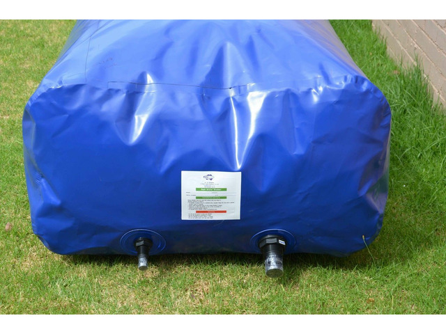 Bladder Water Tanks Pricing | Liquid Containment - 1