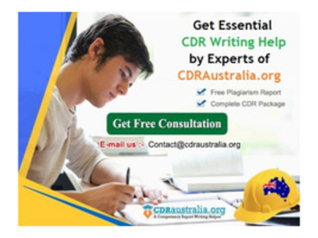 Get Essential CDR Writing Help by Experts of CDRAustralia.org - 1