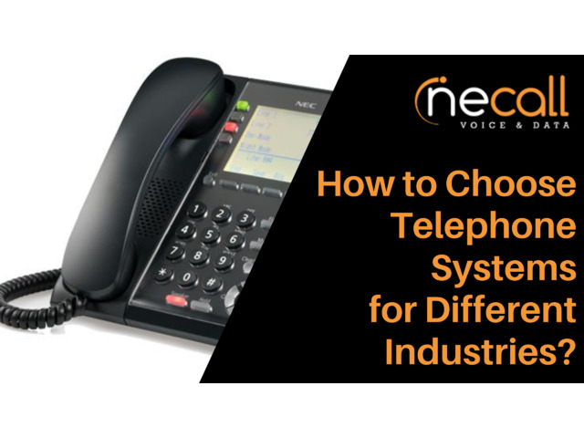How to Choose Telephone Systems for Different Industries? - 1
