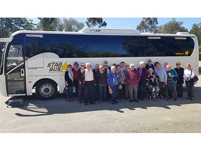 Enjoy Day Tours in Adelaide with Adelaide Star Bus - 1