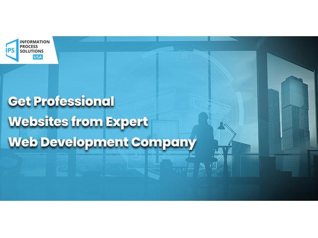 Professional Websites from Expert Web Development Company - 1