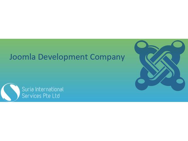 Best Joomla Website Development Company - 1