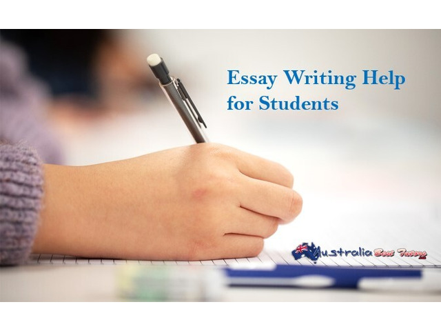 Essay Writing Help for Students - 1