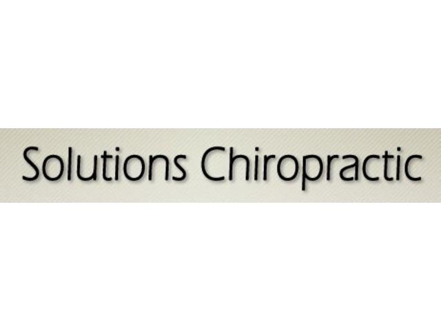 Expert Chiropractor Melbourne | Chiropractor 24 Hours Melbourne | Solutions Chiro - 2
