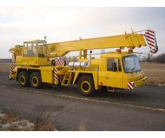 Victorian Crane Trucks Offers Reliable Crane Hire Melbourne