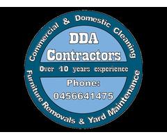 DDA Contractors - Furniture Removals