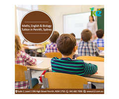 HSC Tuition Classes of English, Biology and Maths in Penrith