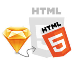 Pixel Perfect Sketch to HTML Conversion starting @ $94