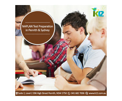 Prepare for Naplan with an Ease at Penrith & Sydney
