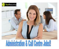 Get Administration & Call Centre Jobs in Brisbane & Gold Coast - YOUR Resourcing