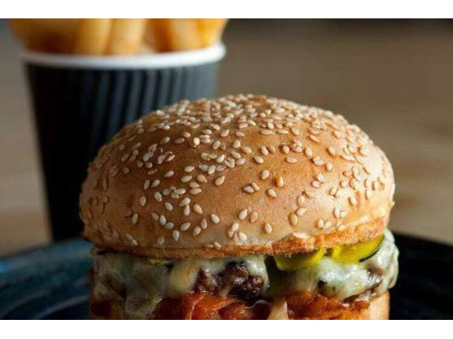 Cheesy Burgers 5% Off @ Frothers - Allenby Gardens, SA - 4