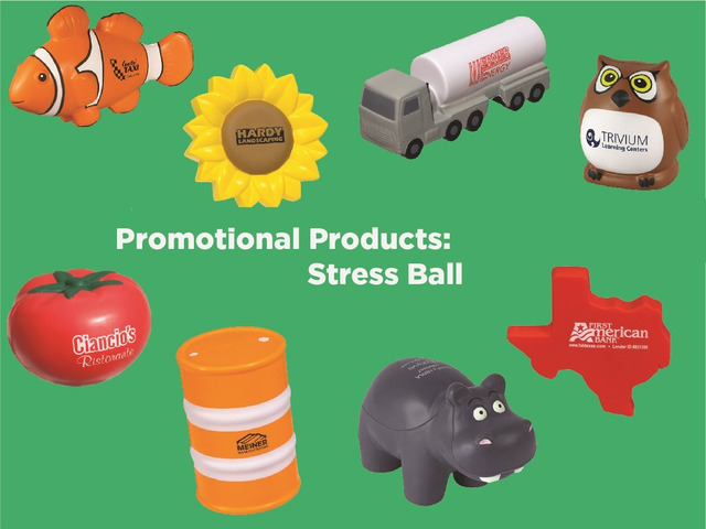Promotional Stress Balls Products - 1