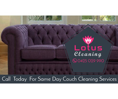 Upholstery Cleaning Melbourne | Couch Cleaning Melbourne