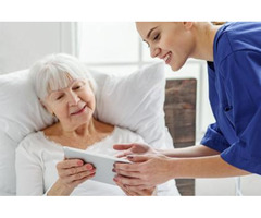 Government Funded Aged Care Courses Online by Hammond for Aged Care Workers and Nurses