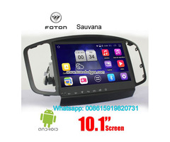 Foton Sauvana Car parts radio android wifi GPS camera