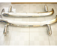 VW type 3 bumpers 1963-1969 discount 10% to 31st Jan.