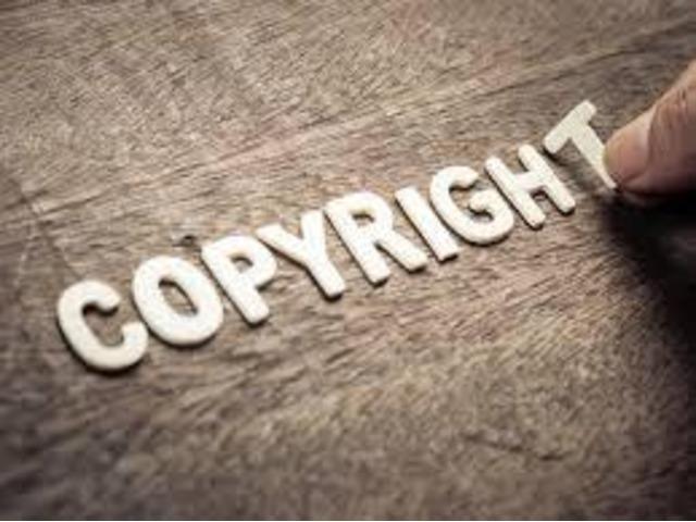 Copyright Registration - 1