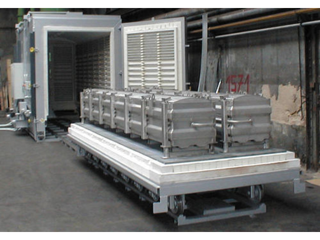 Bogie Hearth Furnace Manufacturers - 1