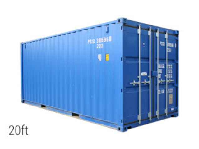 PortMC - Shipping Containers - 1