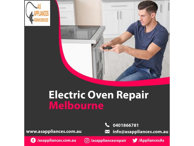 Electric Oven Repair Melbourne - 1