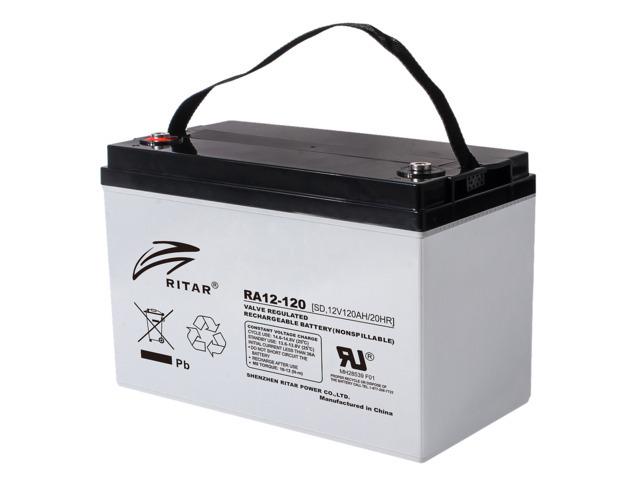 Shop RITAR Batteries - 12V 120AH AGM Battery At $299 - 1