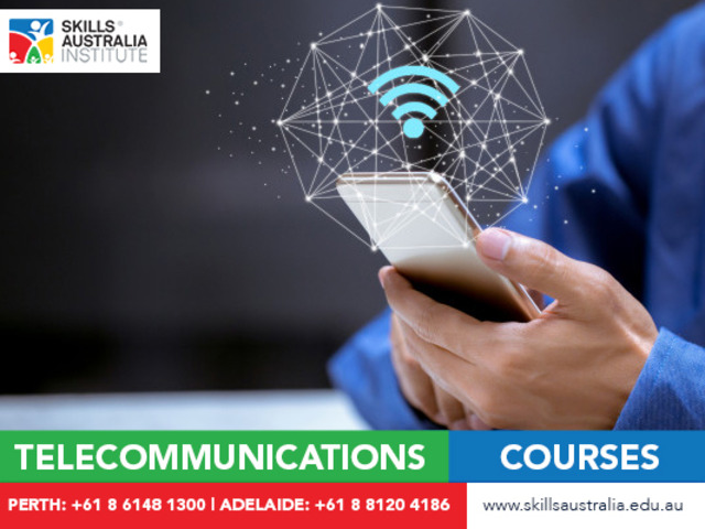 Become a telecom expert with our telecommunications courses program. - 1