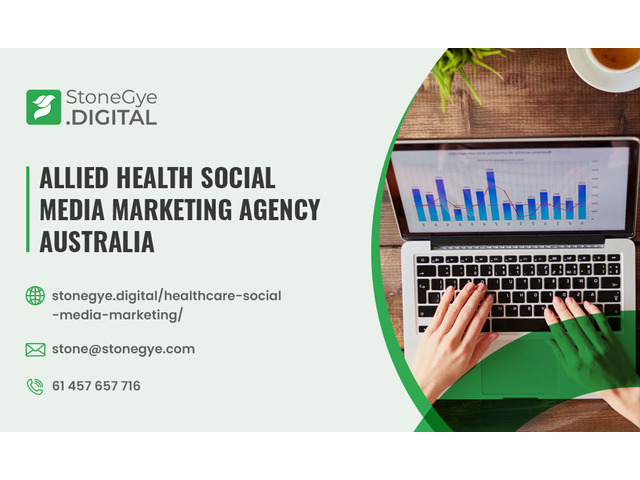 Allied Healthcare Social Media Marketing Services Brisbane - 1