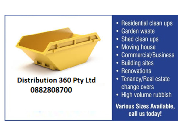 Hire Skip Bin For Efficient Collection of Garbage - 1